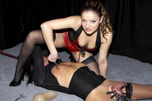 Sissy Slave Cock Torture